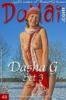 Dasha G in Set 3 gallery from DOMAI by Ron Offlin