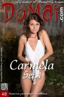 Carmela in Set 1 gallery from DOMAI by Marlene