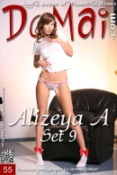 Alizeya A in Set 9 gallery from DOMAI by Michael Maker