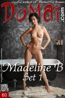 Madeline B in Set 1 gallery from DOMAI by Nudero