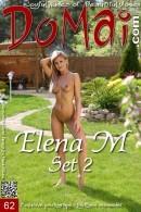 Elena M - Set 2
