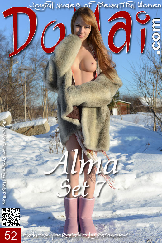 Alma in Set 7 gallery from DOMAI by Paramonov