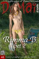 Rimma B in Set 2 gallery from DOMAI by Stanislav Borovec