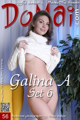 Galina A  from DOMAI
