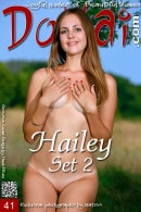 Hailey in Set 2 gallery from DOMAI by Matiss