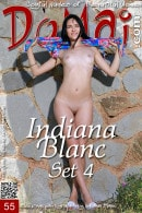 Indiana Blanc in Set 4 gallery from DOMAI by Indiana Blanc