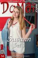 Susann in Set 1 gallery from DOMAI by Tora Ness