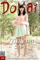 Malena in Set 1 gallery from DOMAI by Quanty Rodriguez