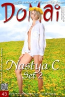 Nastya C in Set 2 gallery from DOMAI by John Bloomberg