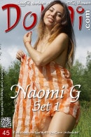 Naomi G in Set 1 gallery from DOMAI by Egon Schneider