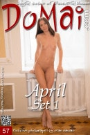 April in Set 1 gallery from DOMAI by Stan Macias