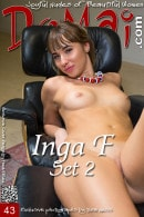 Inga F in Set 2 gallery from DOMAI by Tora Ness