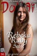 Rebeka Ruby in Set 2 gallery from DOMAI by Higinio Domingo