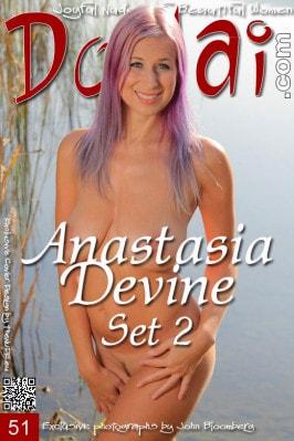 Anastasia Devine  from DOMAI