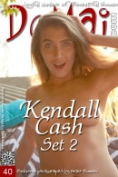 Kendall Cash in Set 2 gallery from DOMAI by Peter Romero