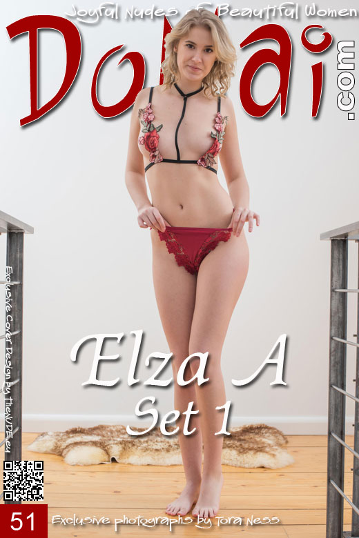 Elza A - `Set 1` - by Tora Ness for DOMAI
