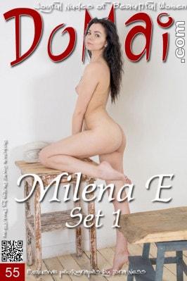 Milena E  from DOMAI