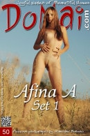 Afina A in Set 1 gallery from DOMAI by Stanislav Borovec