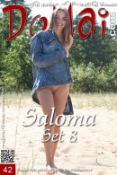 Saloma in Set 8 gallery from DOMAI by Paramonov
