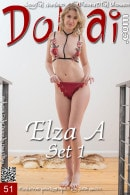 Elza A in Set 1 gallery from DOMAI by Tora Ness