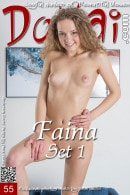 Faina in Set 1 gallery from DOMAI by Tora Ness