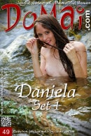 Daniela in Set 1 gallery from DOMAI by Oliver Nation