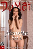 Jeanette in Set 2 gallery from DOMAI by Nick Twin