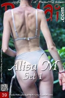 Alisa M in Set 1 gallery from DOMAI by Angela Linin