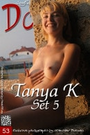 Tanya K in Set 5 gallery from DOMAI by Stanislav Borovec