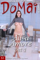 Alisa Amore in Set 1 gallery from DOMAI by Dave