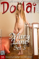 Mary Lane in Set 3 gallery from DOMAI by Stan Macias