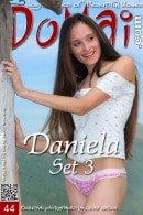 Daniela in Set 3 gallery from DOMAI by Oliver Nation