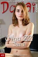 Olga ZZ in Set 1 gallery from DOMAI by Matiss