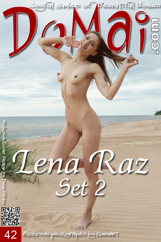 Lena Raz in Set 2 gallery from DOMAI by Koenart