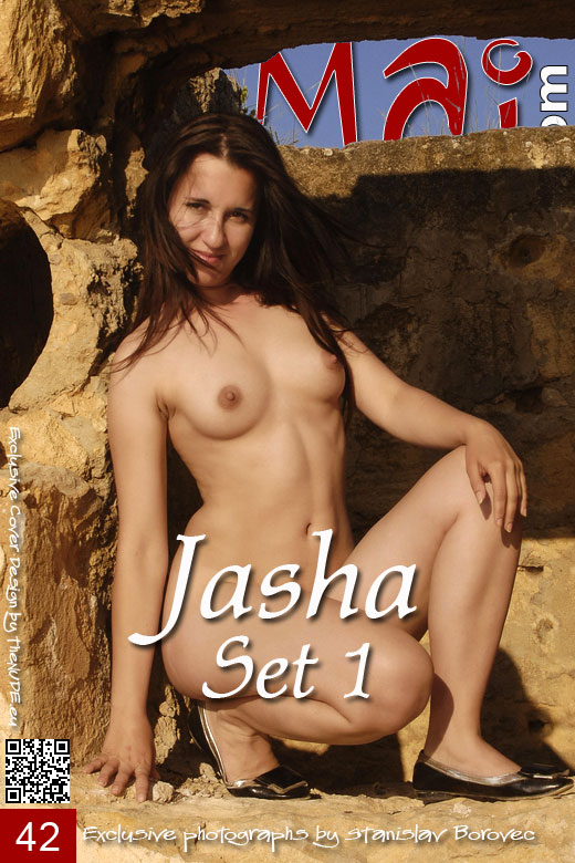 Jasha in Set 1 gallery from DOMAI by Stanislav Borovec