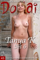 Tanya K in Set 6 gallery from DOMAI by Stanislav Borovec