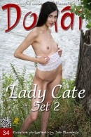 Lady Cate in Set 2 gallery from DOMAI by John Bloomberg