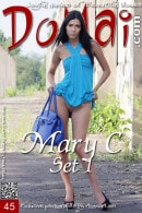 Mary C in Set 1 gallery from DOMAI by Angela Linin