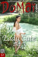 Lady Cate in Set 3 gallery from DOMAI by John Bloomberg