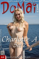 Charlotte A in Set 2 gallery from DOMAI by Tora Ness
