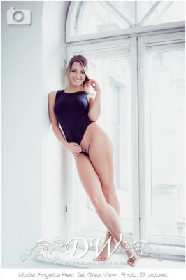 Angelica Heet  from DOMINGOVIEW