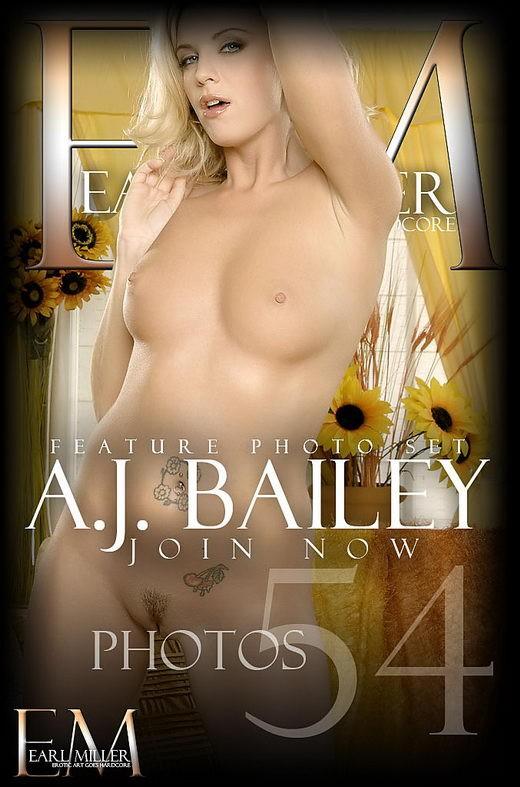 AJ Bailey - by Earl Miller for EARLMILLER