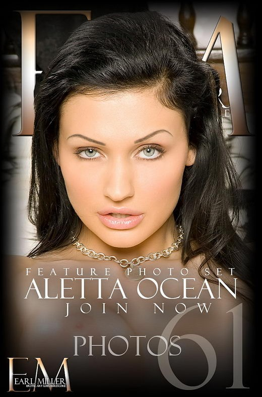 Aletta Ocean - by Earl Miller for EARLMILLER