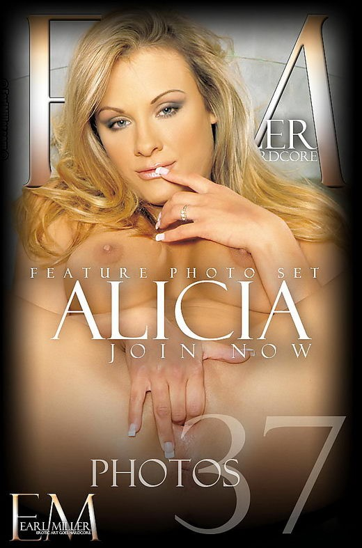 Alicia - by Earl Miller for EARLMILLER