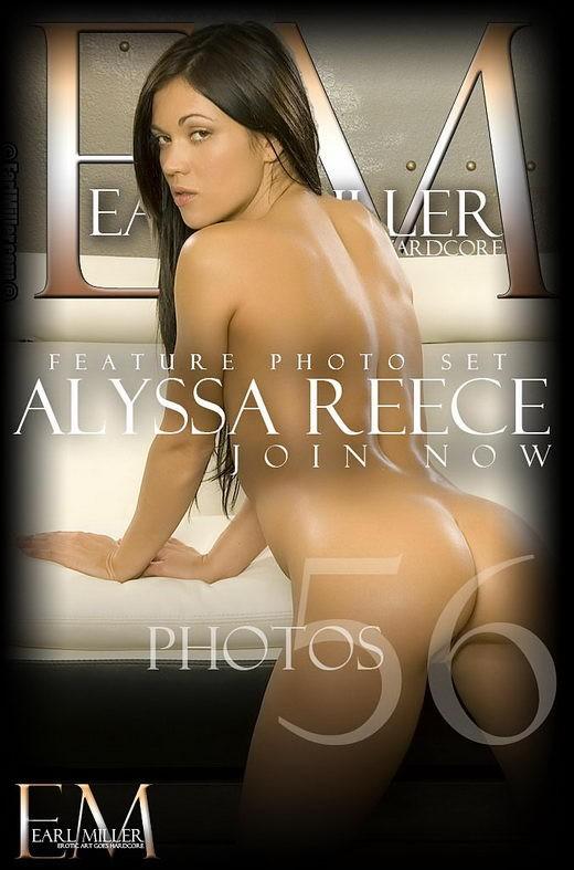 Alyssa Reece - by Earl Miller for EARLMILLER