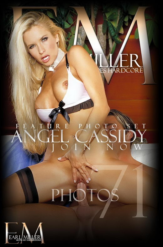 Angel Cassidy - by Earl Miller for EARLMILLER