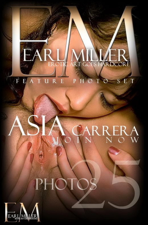 Asia Carrera - by Earl Miller for EARLMILLER