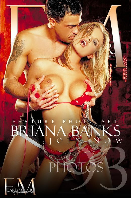 Briana Banks - by Earl Miller for EARLMILLER