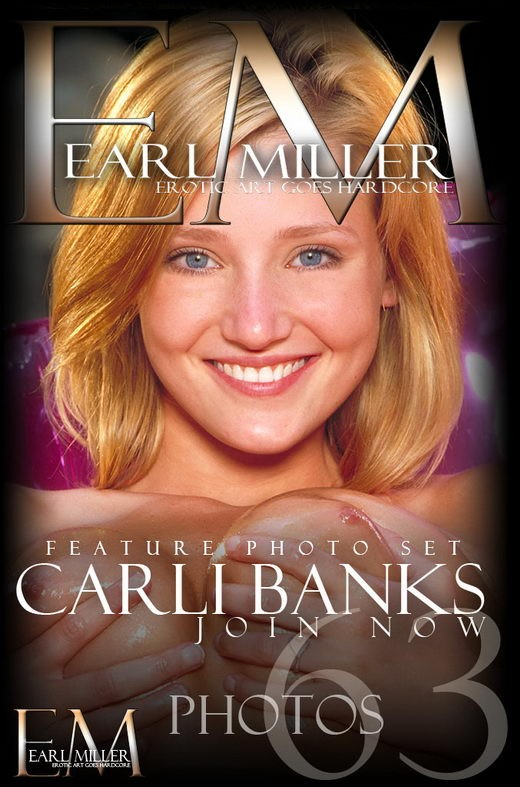 Carli Banks - by Earl Miller for EARLMILLER