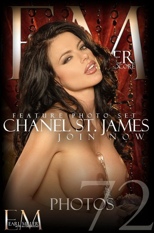 Chanel St James - by Earl Miller for EARLMILLER